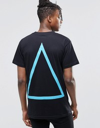 Футболка Long Clothing Prism - Черный