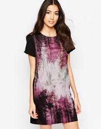 Платье-туника Sugarhill Boutique Amelia Woodland