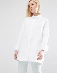 Рубашка Waven Nott - Белый