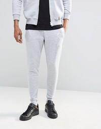 Облегающие спортивные штаны Gym King - Серый