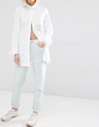 Джинсы в винтажном стиле Waven Elsa - Бледно-мятный