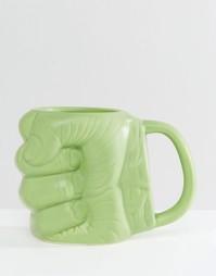 Кружка в форме кулака Hulk Marvel - Мульти Gifts