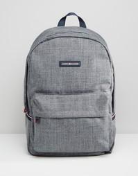 Рюкзак с логотипом Tommy Hilfiger - Серый
