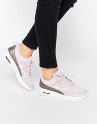 Кроссовки Nike Air Max Thea - Выбеленный сиреневый