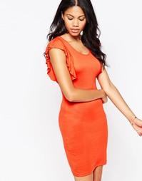 Красное платье Blend She Jill - Красный