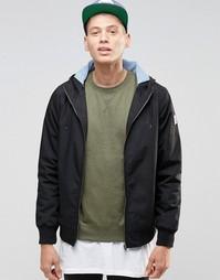 Черная куртка Element Dulcey - Черный кремень