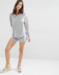 Легкие шорты для бега Boohoo - Серый