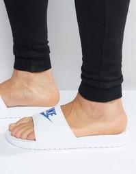 Шлепанцы Nike Benassi JDI 343880-102 - Белый