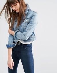 Джинсовая куртка Levi's Authentic Trucker - Синий Levi's®