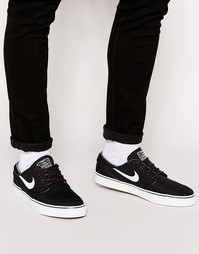 Кроссовки Nike SB Zoom Janoski 615957-028 - Черный