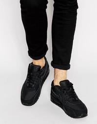Кроссовки Nike Air Max 90 537384-046 - Черный