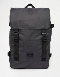 Черный нейлоновый рюкзак ASOS - Черный