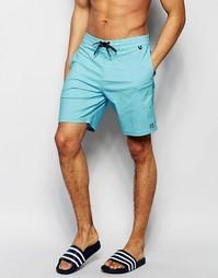 Пляжные шорты 19 дюймов Billabong All Day Lo Tides - Синий