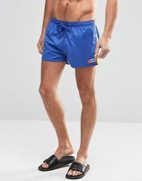 Короткие шорты для плавания Oiler & Boiler Freshman - Синий