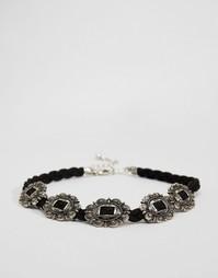 Ожерелье-чокер ограниченной серии в стиле вестерн Asos