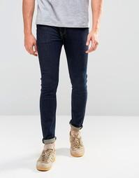 Супероблегающие темные джинсы Levi's 519 - Pipe Levi's®