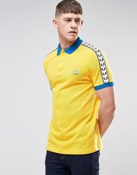 Желтая футболка‑поло Fred Perry Sweden - Желтый