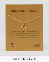 Позолоченный браслет Dogeraed New Beginnings - Золотой Dogeared