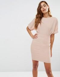 Платье мини ASOS - Blush