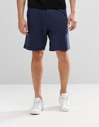 Трикотажные шорты Esprit - Темно-синий