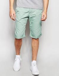 Шорты чиносы Esprit - Пастельно-зеленый