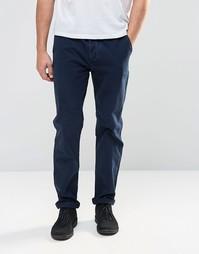 Зауженные брюки Farah Wellman - Темно-синий