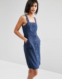 Платье на пуговицах Vero Moda - Total Ecplise (Полное затмение)