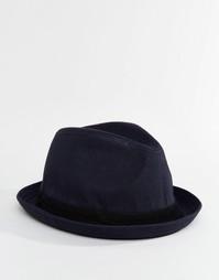 Фетровая шляпа Jack & Jones - Синий