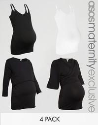 Базовый комплект для беременных ASOS Maternity NURSING СКИДКА 30%