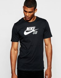 Футболка Nike SB 698250-013 - Черный