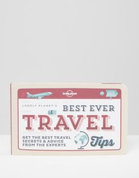Книга Best Ever Travel Tips от Lonely Planet - Мульти Books