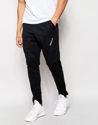 Джоггеры скинни adidas Originals AJ7613 - Черный