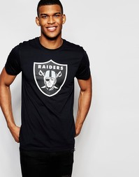 Футболка New Era Oakland Raiders - Черный