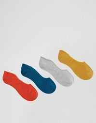 4 пары носков Jack & Jones - Мульти