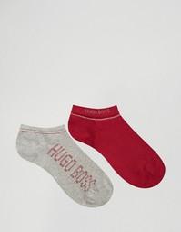 2 пары разноцветных спортивных носков Hugo Boss - Мульти