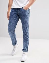 Зауженные джинсы Native Youth - Синий