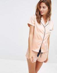 Пижамный комплект Bluebella Abigail - Розовый