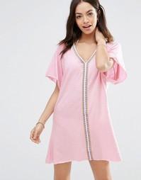 Платье мини Pitusa Pima - Розовый