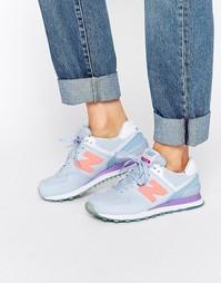 5148be118774e3 Купить женская обувь new balance 574 в интернет-магазине Lookbuck ...