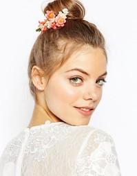 Заколка для волос ASOS Summer Banquet - Мульти