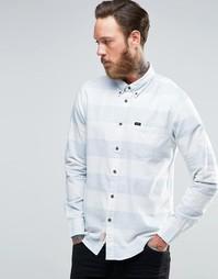 Рубашка в полоску на пуговицах Lee - Cloud dancer