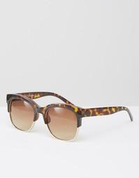 Квадратные солнцезащитные очки Toyshades Amateur - Янтарный