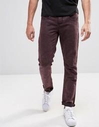 Зауженные джинсы Native Youth - Фиолетовый