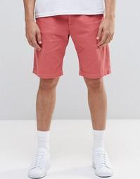 Красные шорты с отворотами Pepe Jeans - 202