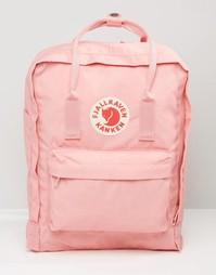Розовый рюкзак Fjallraven - Розовый 312
