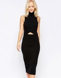 Черное платье The Fifth White Light - Черный