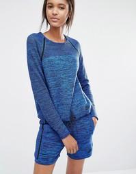 Вязаный джемпер Nike Premium - Синий