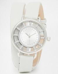 Часы с тиснением на ремешке Vivienne Westwood - Белый