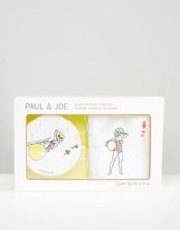 Защитная шелковистая компактная пудра ограниченной серии Paul & Joe