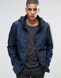 Темно-синяя куртка Selected Cooper - Темно-синий